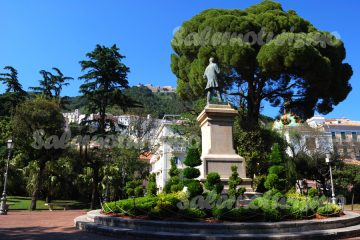salerno walking tour