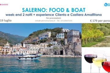 Salerno, food e boat